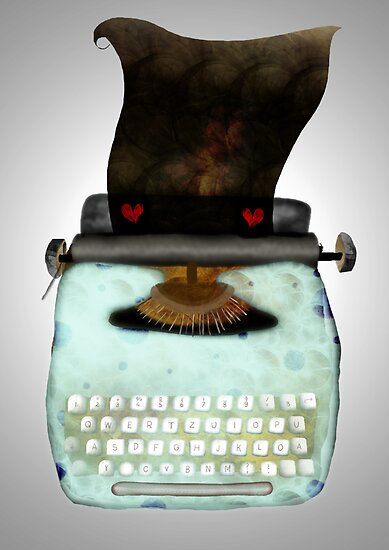 Typewriter by Ruth Fitta-Schulz
