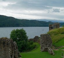 Urquhart Castle 5 by WatscapePhoto