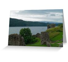 Urquhart Castle 5 Greeting Card