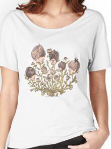 FLOWERHEADS Women's Relaxed Fit T-Shirt
