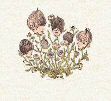 FLOWERHEADS Zipped Hoodie