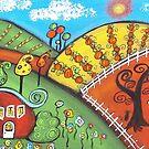 Down On The Farm by Juli Cady Ryan