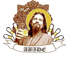 The Dude Abides by triforkce
