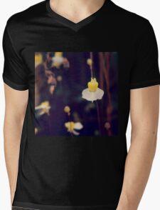 Hidden Beauty Mens V-Neck T-Shirt