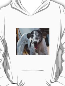 Tom a rescue greyhound T-Shirt
