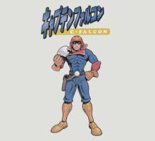 Super Smash Bros 64 Japan Captain Falcon by drogobaggins