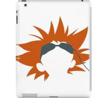 edward wong cowboy bebop t-shirt iPad Case/Skin