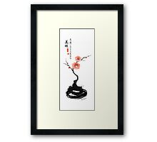 Beauty Comes From?.... Framed Print