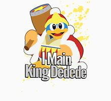 I Main King Dedede - Super Smash Bros. T-Shirt