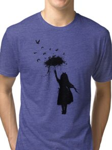 Umbrella II Tri-blend T-Shirt