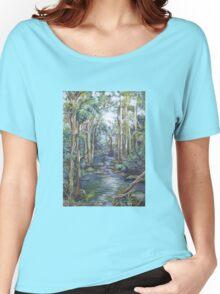 Kondalilla National Park Women's Relaxed Fit T-Shirt