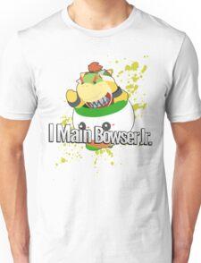 I Main Bowser Jr. - Super Smash Bros. Unisex T-Shirt
