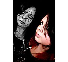 A Darker Self Photographic Print