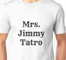Jimmy Tatro Unisex T-Shirt