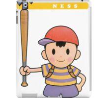 Super Smash Bros 64 Japan Ness iPad Case/Skin