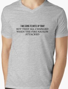Then the Fire Nation Attacked T-Shirt