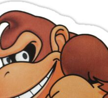 Super Smash Bros 64 Japan Donkey Kong Sticker