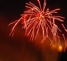 Fireworks II by MDPhotographic