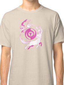 Conjectural Mythology-- Pink Classic T-Shirt