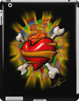 Sacred Pirate Heart by dextrahoffman