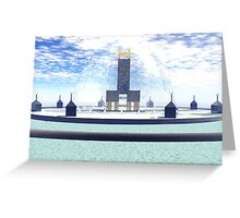 Hawson Bank Corporate HQ Greeting Card