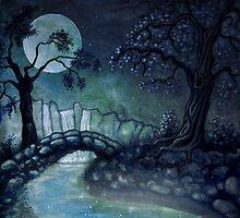 Moonlight Bridge by Crusader