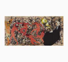 Pollock, Picasso, Matisse, Heda, Whistler One Piece - Short Sleeve