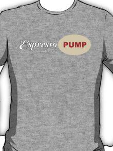 Espresso Pump - Buffy the Vampire Slayer T-Shirt