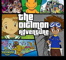 Digimon Adventure (GTA V Parody) Fan Made by umarshamir