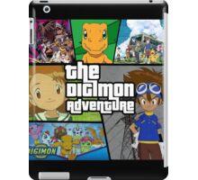 Digimon Adventure (GTA V Parody) Fan Made iPad Case/Skin