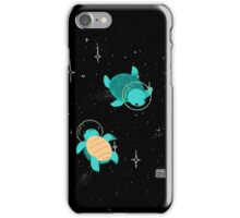 Space Turtles iPhone Case/Skin