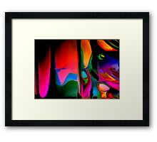 Vibrant -Available As Art Prints-Mugs,Cases,Duvets,T Shirts,Stickers,etc Framed Print