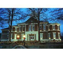 Morgan County Courthouse Photographic Print