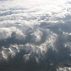 Alps from Altitude by AleFest