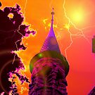 The Sorcerer's Peak by shutterbug2010
