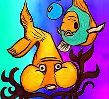 Under Da Sea by allibeck