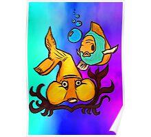 Under Da Sea Poster
