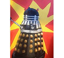 A Dalek! Photographic Print
