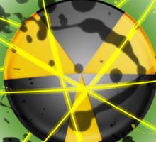 Radioactive Spill Sticker