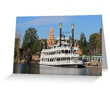 Rivers of America Greeting Card