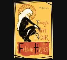 Le Chat Noir Unisex T-Shirt