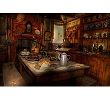 Kate's Cottage ~ Kitchen Photographic Print