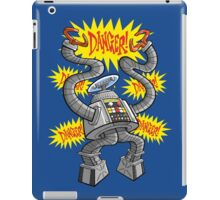 DANGER! iPad Case/Skin