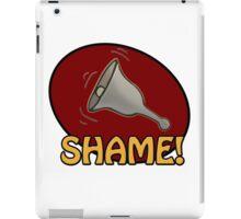 Shame! *ding-a-ling* iPad Case/Skin