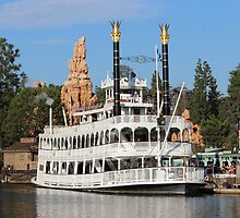 Rivers of America by aSliceofDisney