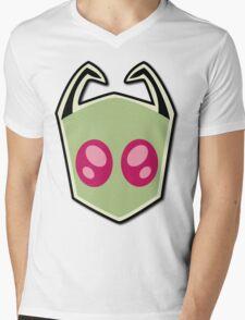 Invader Zim Mens V-Neck T-Shirt
