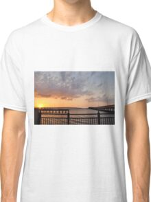 Charlotte Harbor at Sunset, As Is Classic T-Shirt