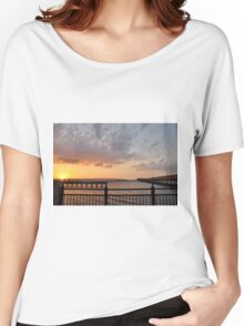 Charlotte Harbor at Sunset, As Is Women's Relaxed Fit T-Shirt