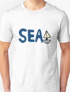 SEA SHIRT: ORE MONOGATARI T-Shirt