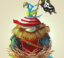 Pirate's Nest by Bayu Sadewo